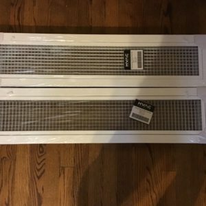 Cube Core Eggcrate Air Grille
