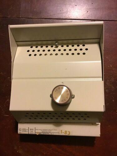 FPE Base Board Heater trhermostat